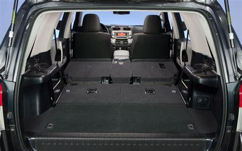4runner Interior Dimensions by 2013 Vs 2014 Toyota 4runner Styling Showdown Truck Trend