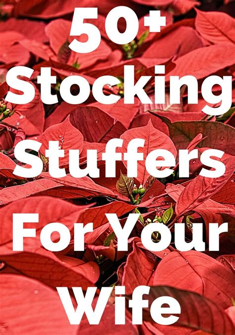 good stocking stuffers for wife 1000 ideas about gifts for wife on pinterest gifts for