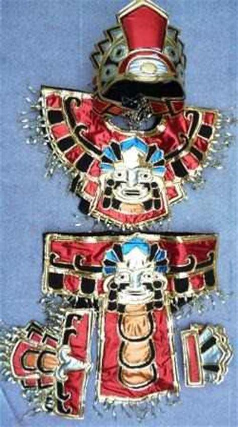 imagenes de trajes aztecas para hombres traje azteca danzantes concheros danza prehispanica fdp