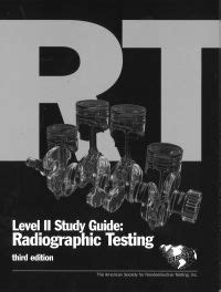 Level 2 Study Guide Radiographic Testing | Lavender Intl