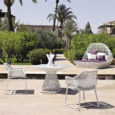 white modern outdoor furniture masters of interior design