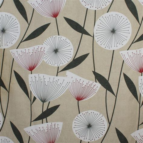 home decor fabric wide width nature garden allium