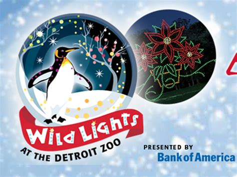 detroit zoo s annual holiday light display to begin