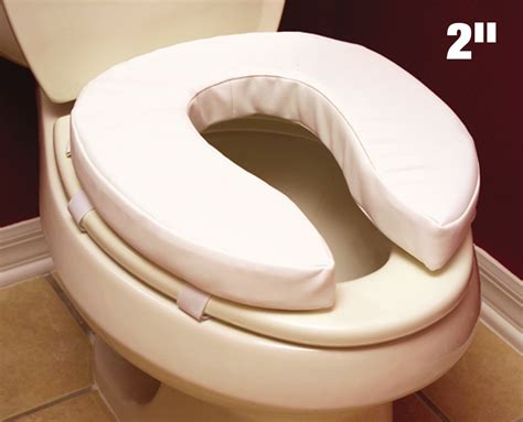 padded toilet seat cushion essential medical supply