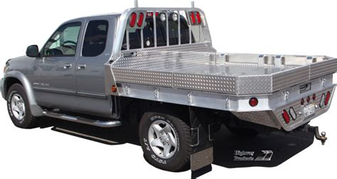Toyota Tundra Flatbed Aluminum Truck Flatbed Bodies Truck Stake Bodies