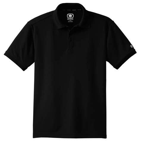 Tshirt U Hitam 1 ogio s black caliber 2 0 polo