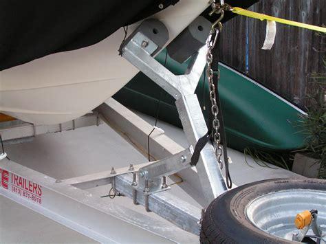 folding trailer boat kit trailer question folding trailer tongue hinge kit the