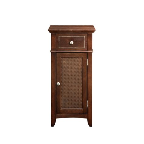 shop allen roth storage cabinet at lowes