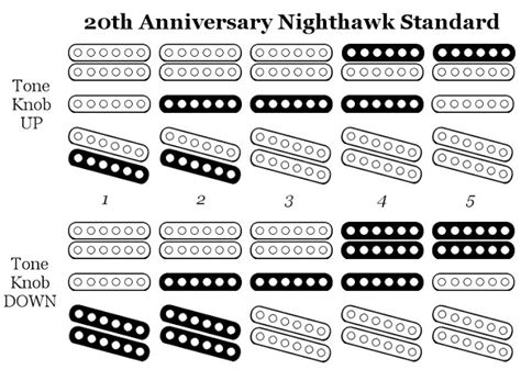 epiphone nighthawk wiring diagram electrical schematic