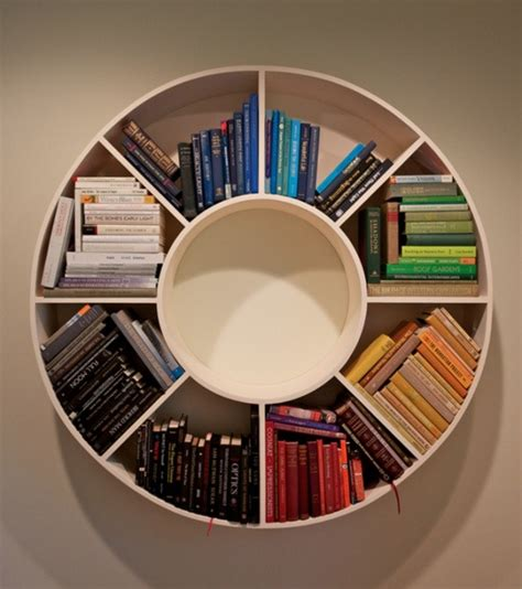 50 original bookshelves for your home one decor