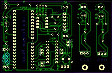 circuit board layout tutorial circuit and schematics diagram