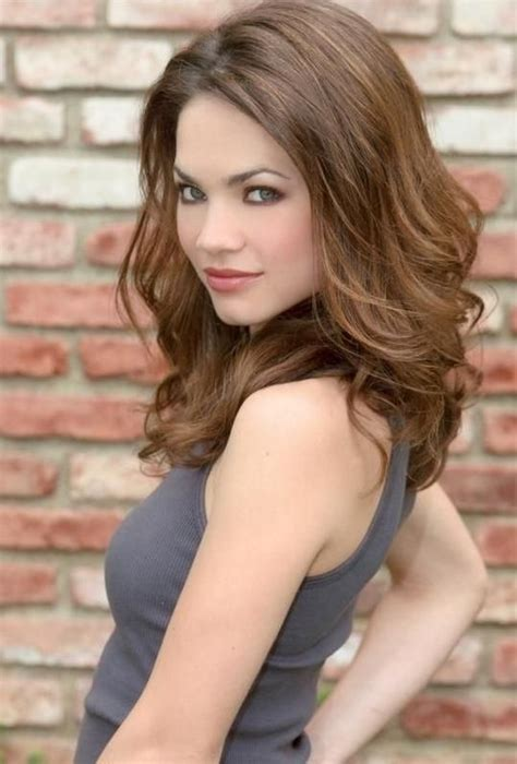 what style hair does rebecca herbst rebecca herbst bing images woman pinterest