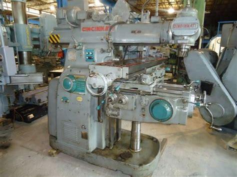 Universal Milling Machine Cincinnati Model 3