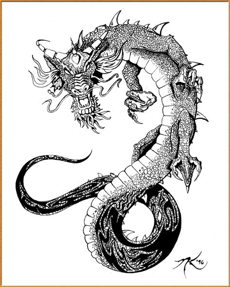 oriental tattoo designs free dragon tattoos designs ideas and meaning tattoos for you