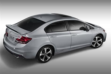 Honda Si Hp by Honda Prices 205 Hp 2015 Civic Si Coupe And Sedan Carscoops