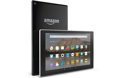 amazon fire hd 10 amazon fire hd 10 2015 tablet review notebookcheck net