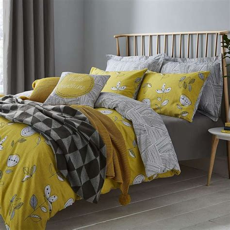 Bed Cover Sets by 17 Best Ideas About Yellow Duvet On Yellow