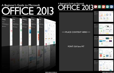 Microsoft Office 2013 Textbook by Microsoft Office 2013 Book Cover By Mrchezco1995 On Deviantart