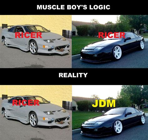 ricer muscle i m tired of muscle fans saying all japanese cars are