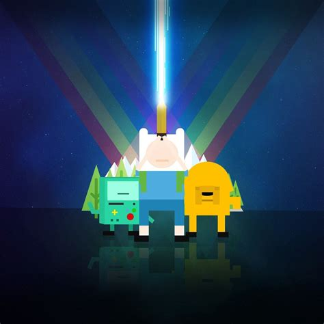 wallpaper weekends adventure time wallpapers   ipad