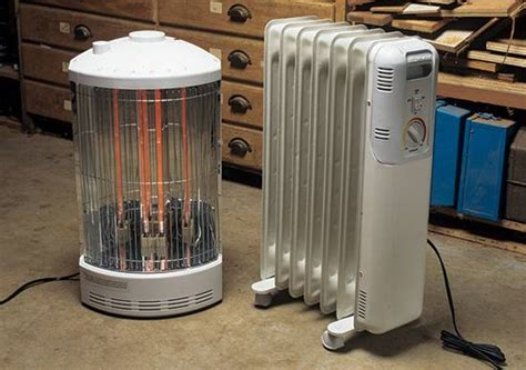 choose  radiant  convection heater   home