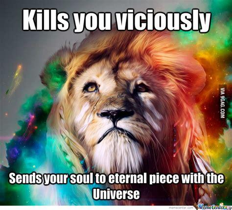 Lion Meme - fabulous lion meme by lolzies101 meme center