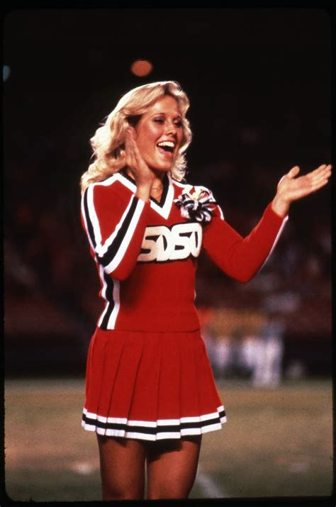 1980 cheer hair styles 1980s cheerleader uniform circa 1980s sdsu cheerleaders