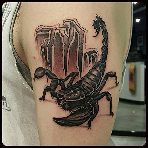 scorpio tattoo designs for guys scorpion tattoos for scorpion and tatting
