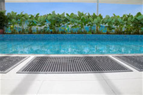 Rubber Pool Mat by Slip On Pool Royalty Free Stock Photos Image