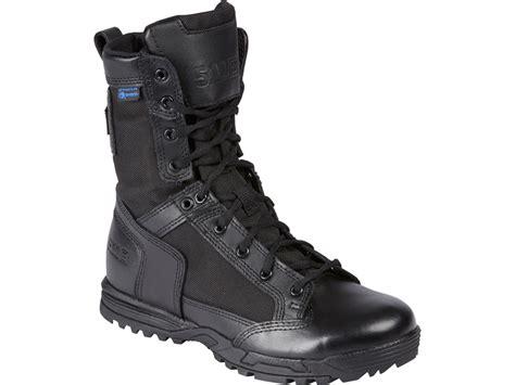 5 11 Tactical Boots 8 Black 5 11 skyweight 8 side zip waterproof tactical boots