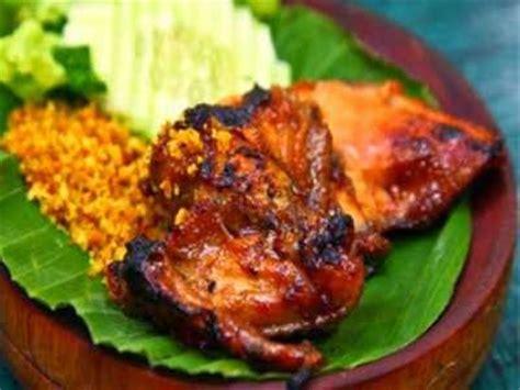 membuat nasi bakar enak resep ayam bakar taliwang yuk kita belajar cara membuat