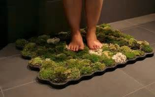 Moss Floor Mat For Sale Mat Made Of Moss Stays Alive With The Help Of Bath Water