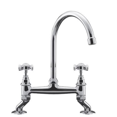 bridge taps kitchen sinks franke bridge kitchen sink mixer tap baker and soars
