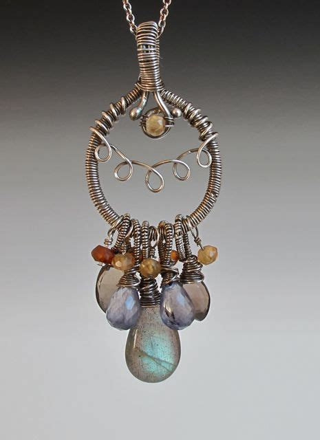 jewelry rochester ny sterling silver necklace featuring labradorite blue topaz