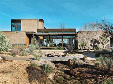 marmol radziner designed prefab house a picturesque desert prefab dwell