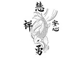 my koi fish tattoo by uchihadood on deviantart