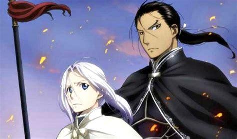 heroic legend of arslan arslan dust debuts on july 3 2016 anime herald