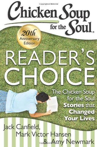 Pdf Chicken Soup Soul Learning by Chicken Soup For The Soul Reader S Choice 20th