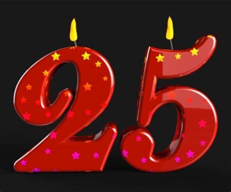 imagenes de cumpleaños numero 23 las mejores frases para tu cumplea 241 os n 249 mero 25