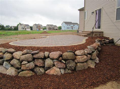 brick pavers canton plymouth northville novi michigan raised brick paver patio chicago brick pavers canton