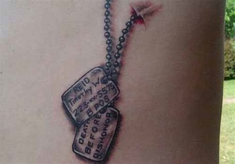 army dog tag tattoo designs tag design of tattoosdesign of tattoos