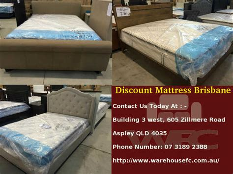 Mattress Store Brisbane by Purchasing Discount Mattress From Wfc In Australia For