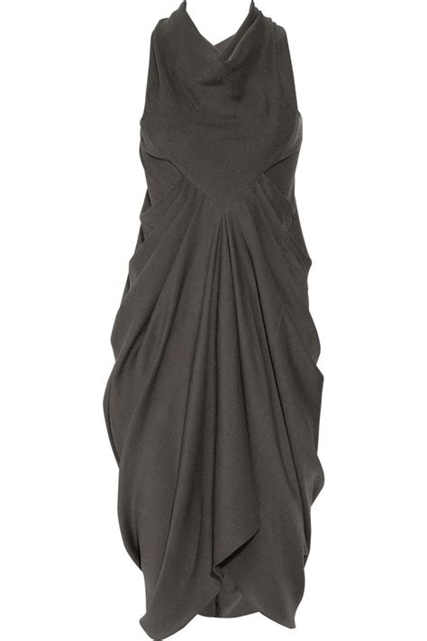 greek draped dress i look best in draped clothes it s a little greek my