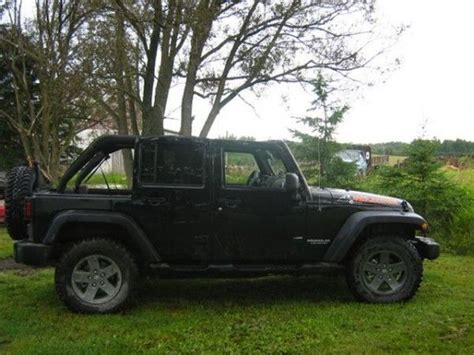 Jeeps For Sale In Toronto 2010 Jeep Wrangler Unlimited 4wd For Sale Vehicles From