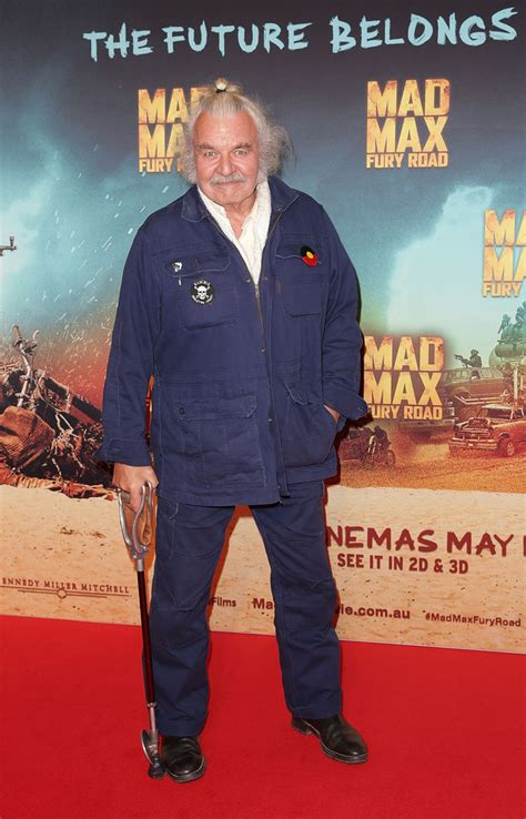 hugh keays photos photos premiere hugh keays photos photos mad max fury road
