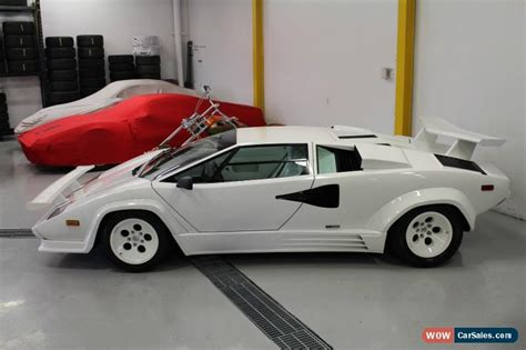 1988 Lamborghini Countach For Sale 1988 Lamborghini Countach For Sale In Canada