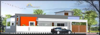 kerala house single floor plans with elevations single floor house plan and elevation 1480 sq ft
