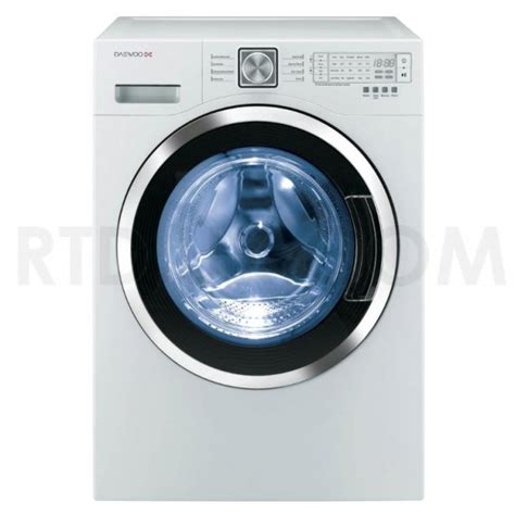 Daewoo Washer Dryer Daewoo Dwcld1512 9kg 1500 Spin Washer Dryer In White Rtd