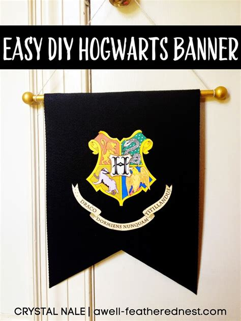 printable hogwarts banner 51 best images about harry potter party on pinterest