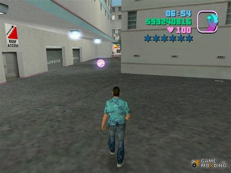 mod game gta vc the walk walk for gta vice city